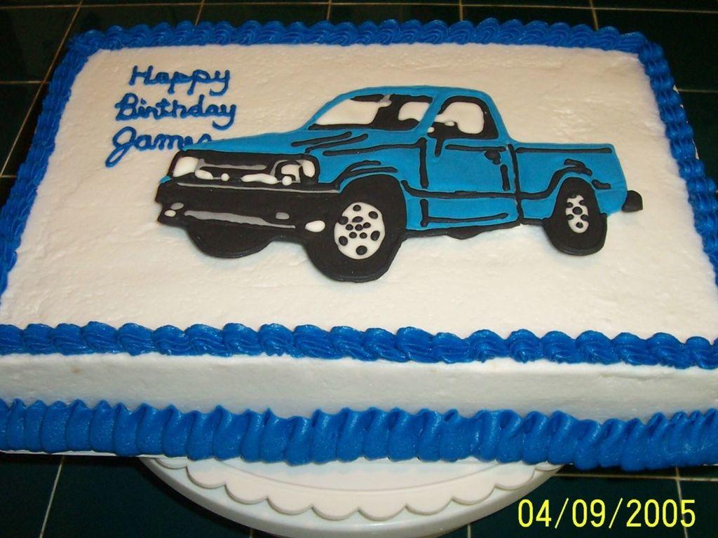 Dodge Truck Cakecentral Com