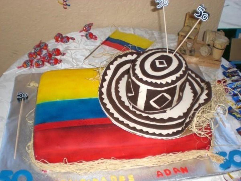 CAKE Amsterdam: Dutch Colombian wedding