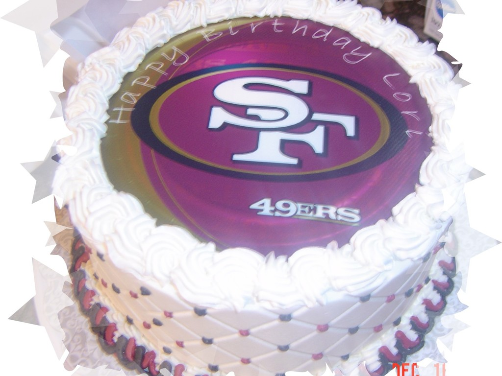 Incredible 49Er Birthday Cake Cakecentral Com Funny Birthday Cards Online Elaedamsfinfo