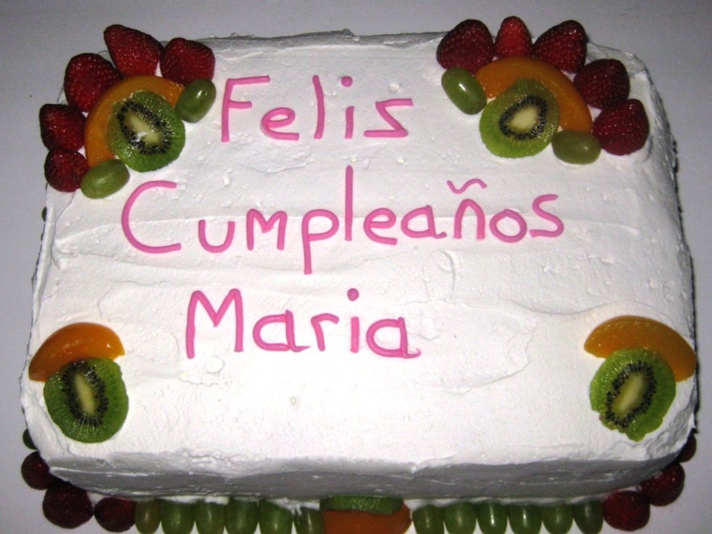 Strange Spanish Birthday Cake Cakecentral Com Funny Birthday Cards Online Inifodamsfinfo