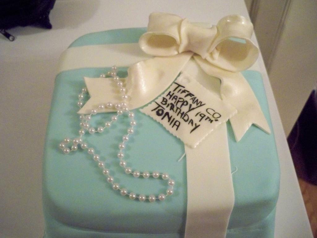 Tiffany For Tonia - CakeCentral com