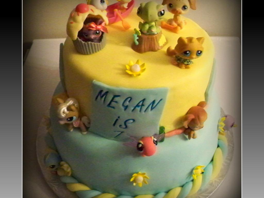 Megans Birthday Cake Cakecentral