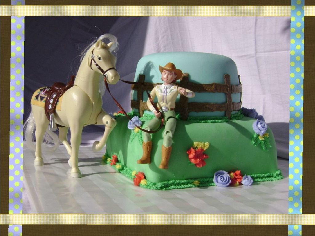 Cowgirl Birthday Cake Cakecentral Com