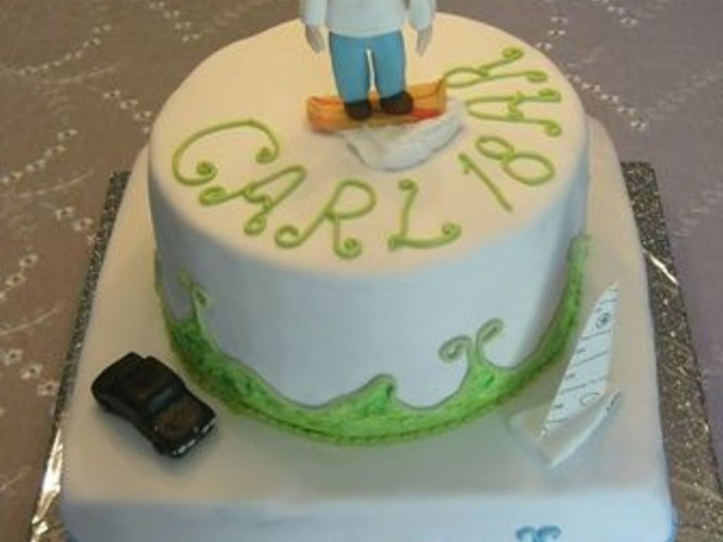 Terrific For A 18 Year Old Boy Cakecentral Com Funny Birthday Cards Online Barepcheapnameinfo