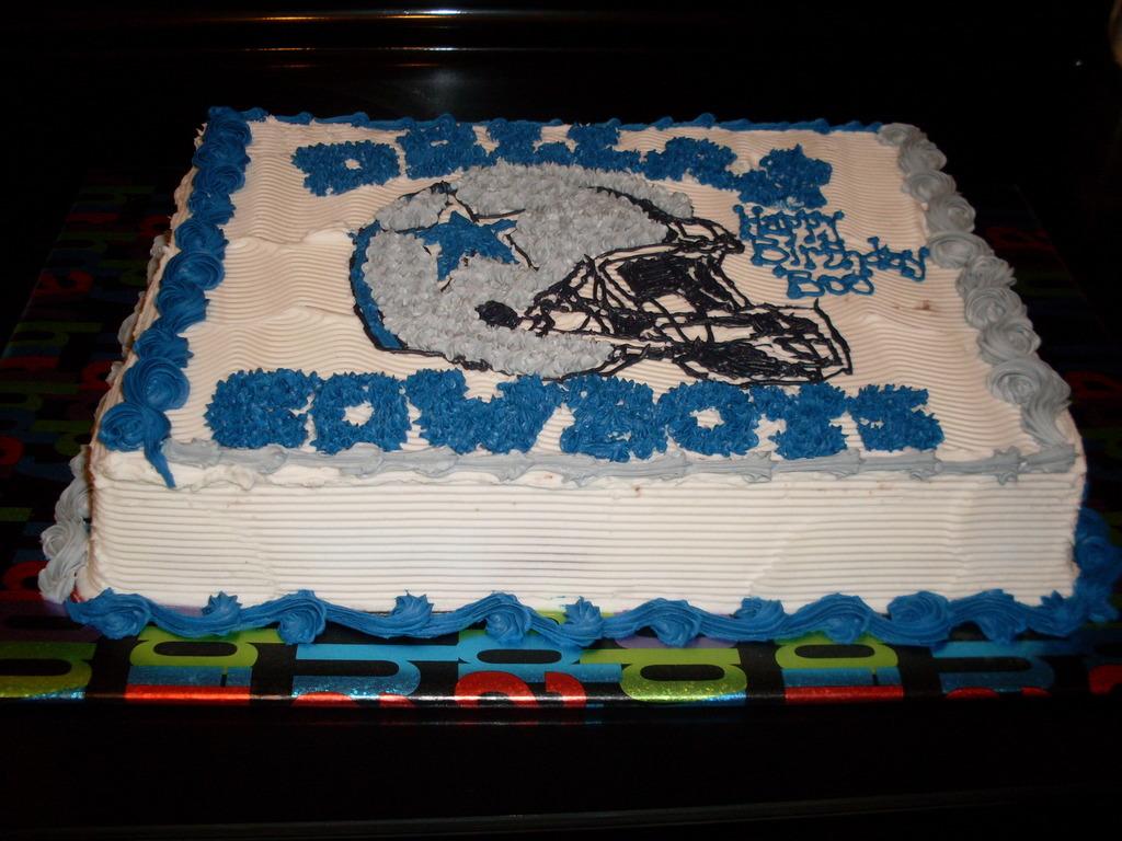 Dallas Cowboy Cheerleader Cake CakeCentralcom