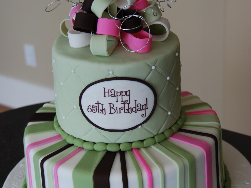 Excellent 65Th Birthday Cake Cakecentral Com Funny Birthday Cards Online Inifodamsfinfo