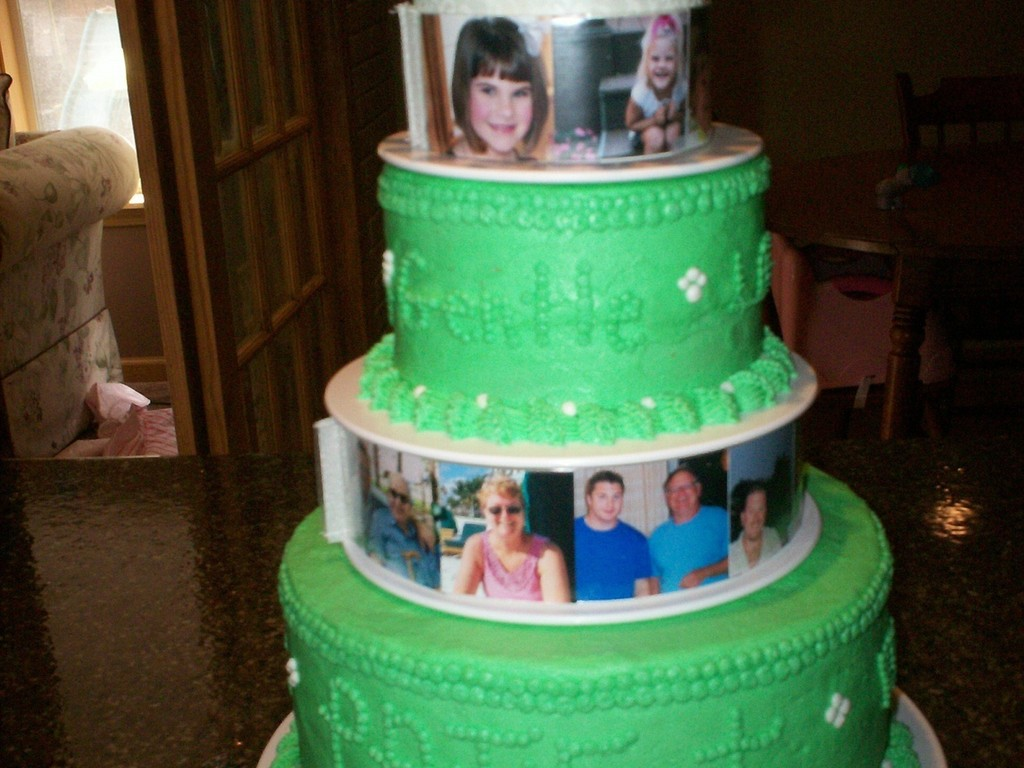 Pleasant Grandmas 80Th Birthday Cake Cakecentral Com Birthday Cards Printable Inklcafe Filternl