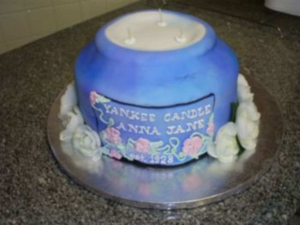 Yankee Candle Cakecentral