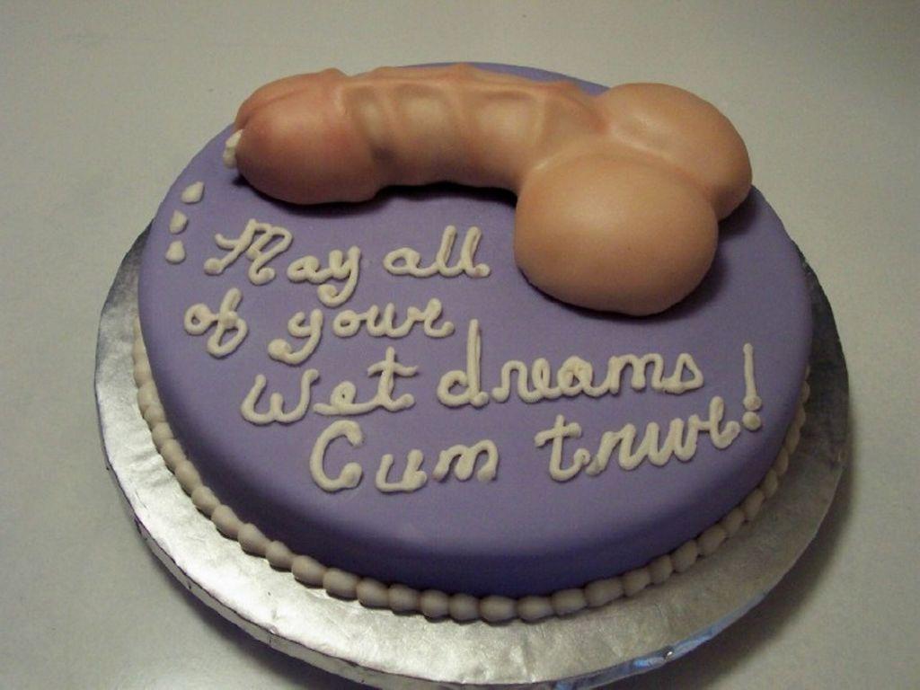 Penis Cake - CakeCentral.com