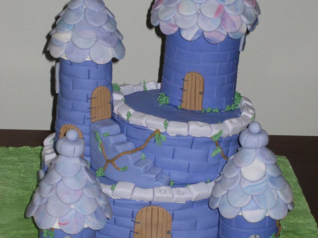 castle - cakecentral