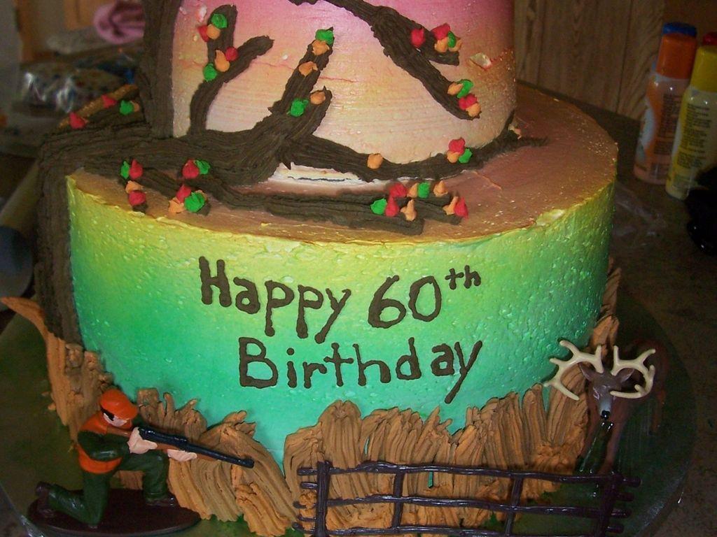 Fantastic My Dads 60Th Birthday Cake Cakecentral Com Funny Birthday Cards Online Necthendildamsfinfo