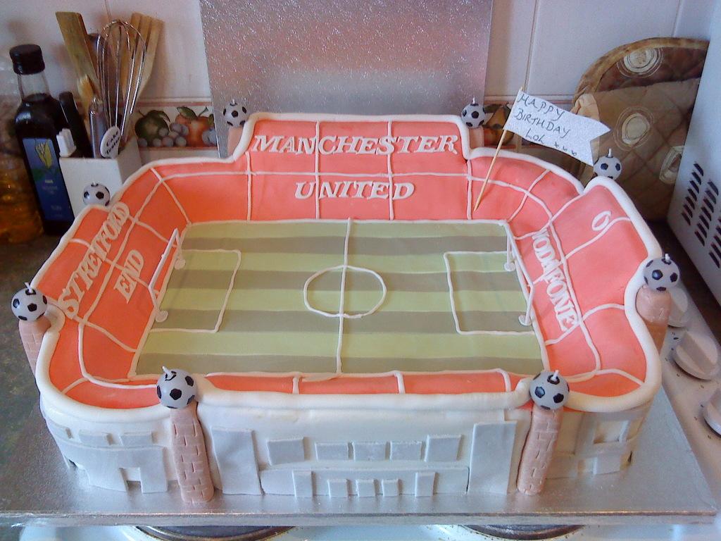 old trafford football stadium cakecentral com old trafford football stadium