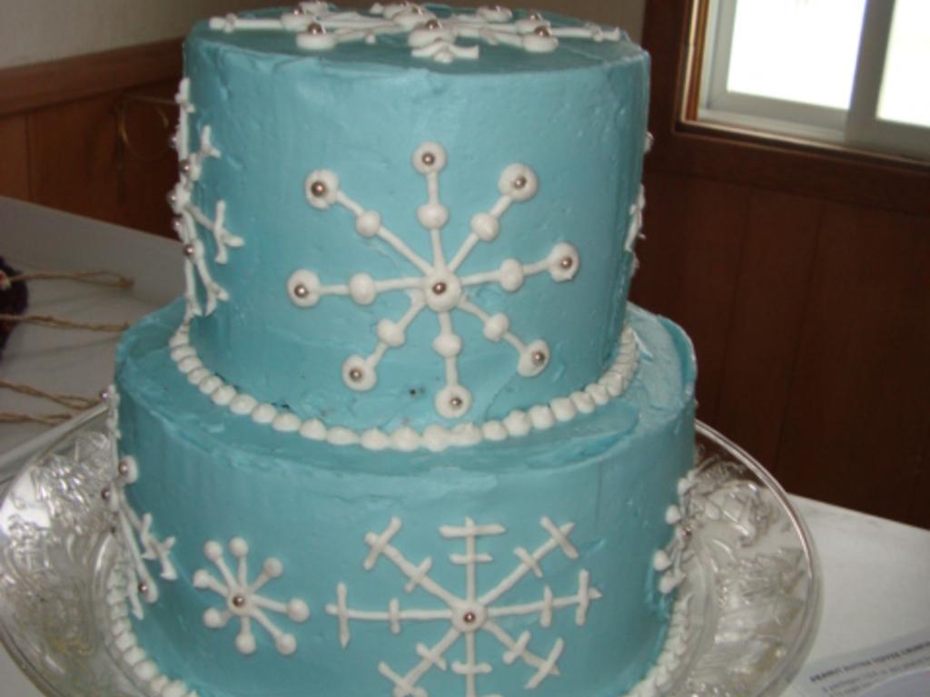Fantastic Winter Themed Birthday Cake Cakecentral Com Funny Birthday Cards Online Elaedamsfinfo