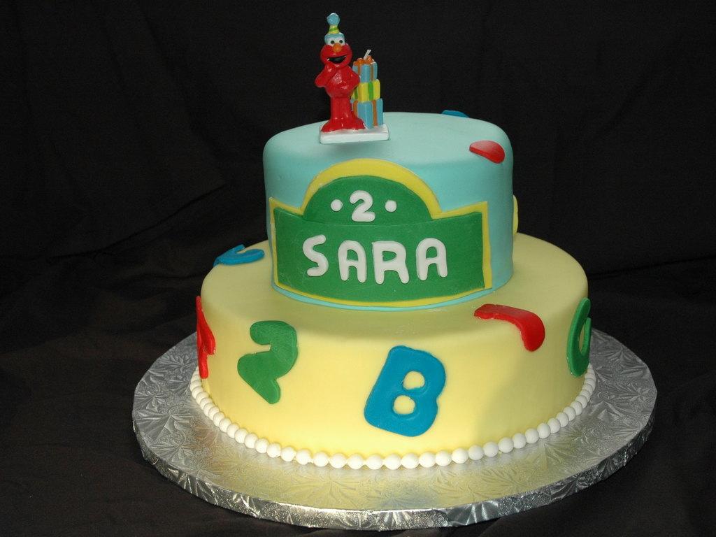 Sara 2nd Birthday Cakecentral
