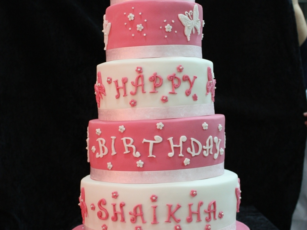 Pleasing Large Birthday Cake Cakecentral Com Funny Birthday Cards Online Sheoxdamsfinfo