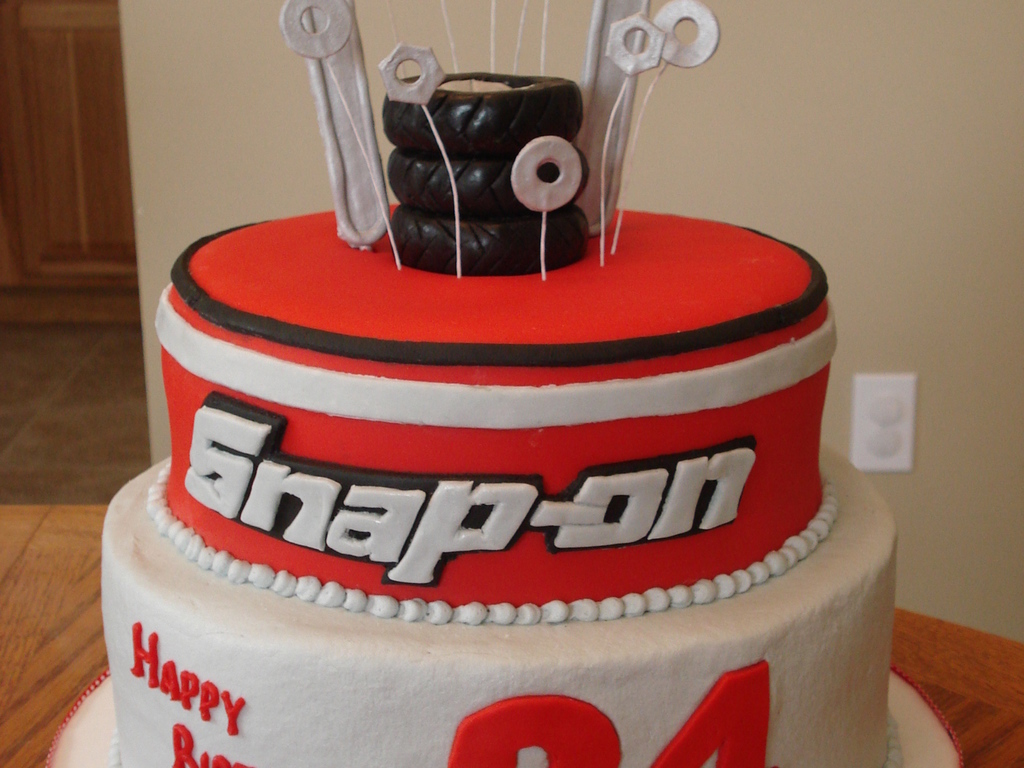 Snap On Tools Cake Cakecentral