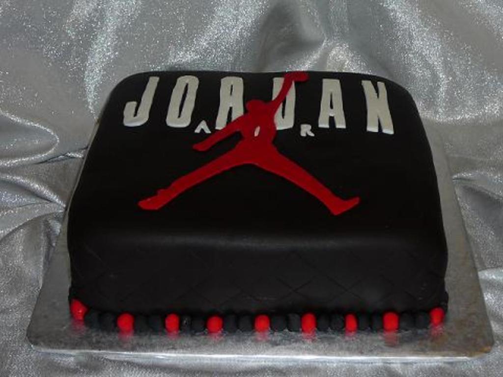 Jordan Jumpman Cake CakeCentralcom