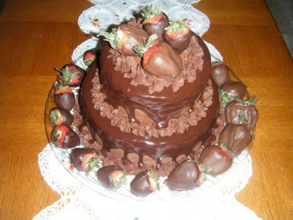 Pleasant Extreme Chocolate Birthday Cake Cakecentral Com Personalised Birthday Cards Petedlily Jamesorg