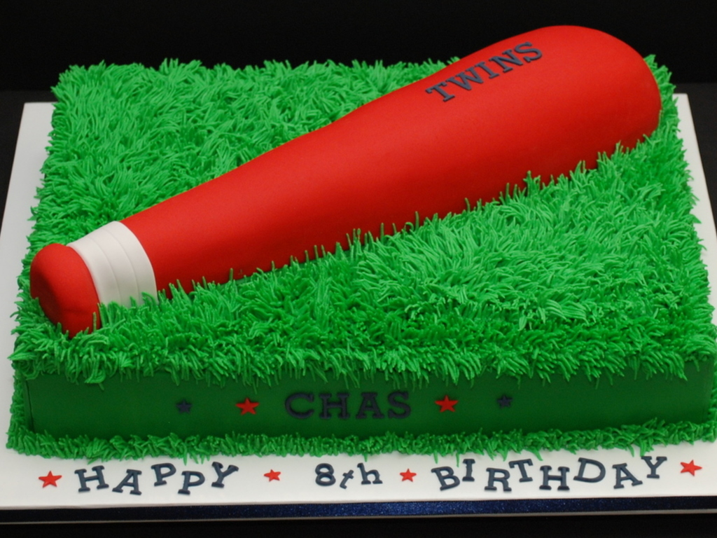 Marvelous Baseball Birthday Cake Cakecentral Com Personalised Birthday Cards Paralily Jamesorg
