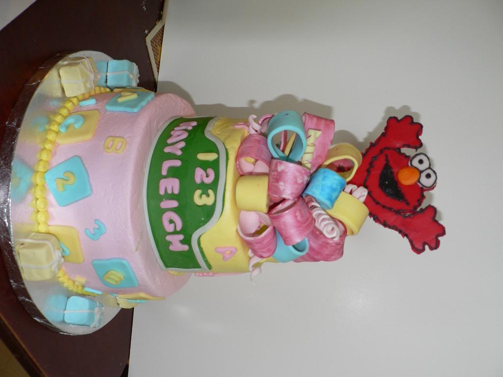 1St Birthday Cake - CakeCentral com