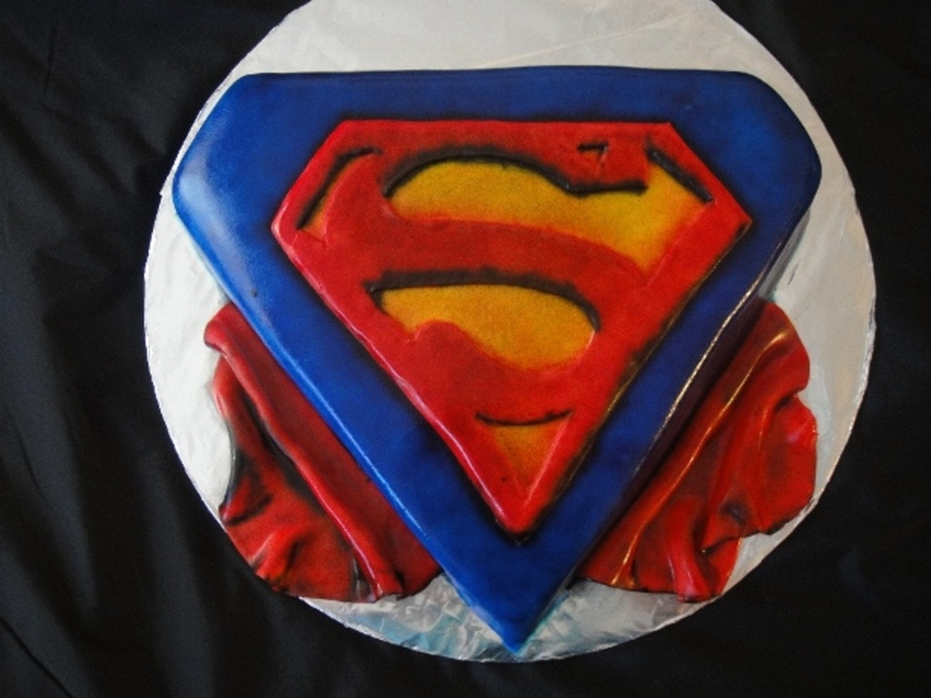 Superman Returns Cakecentral