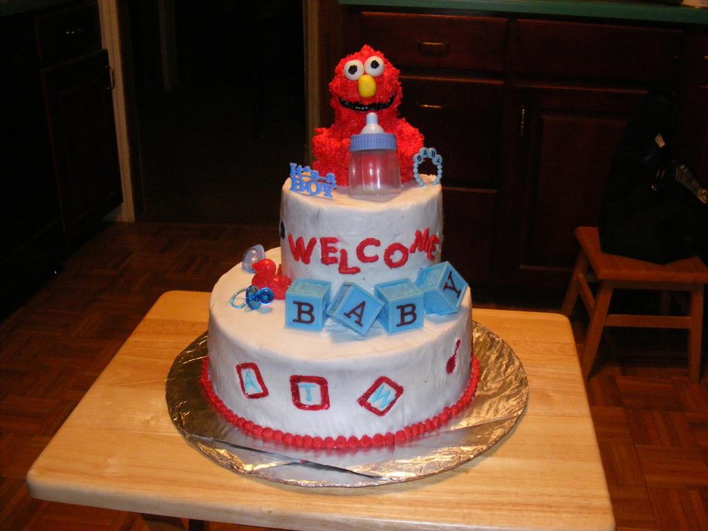 elmo baby shower cake 1024x768 jpeg