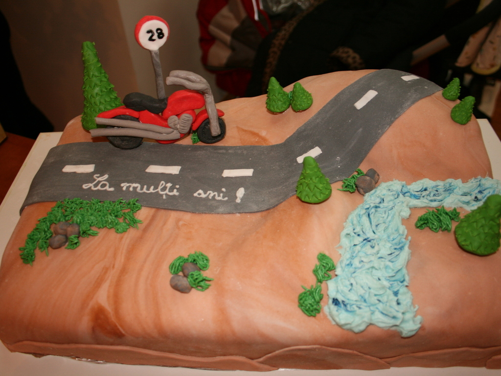 Bday Moto Cakecentral