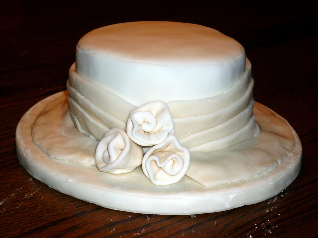 Royal Wedding Party Cake - CakeCentral.com