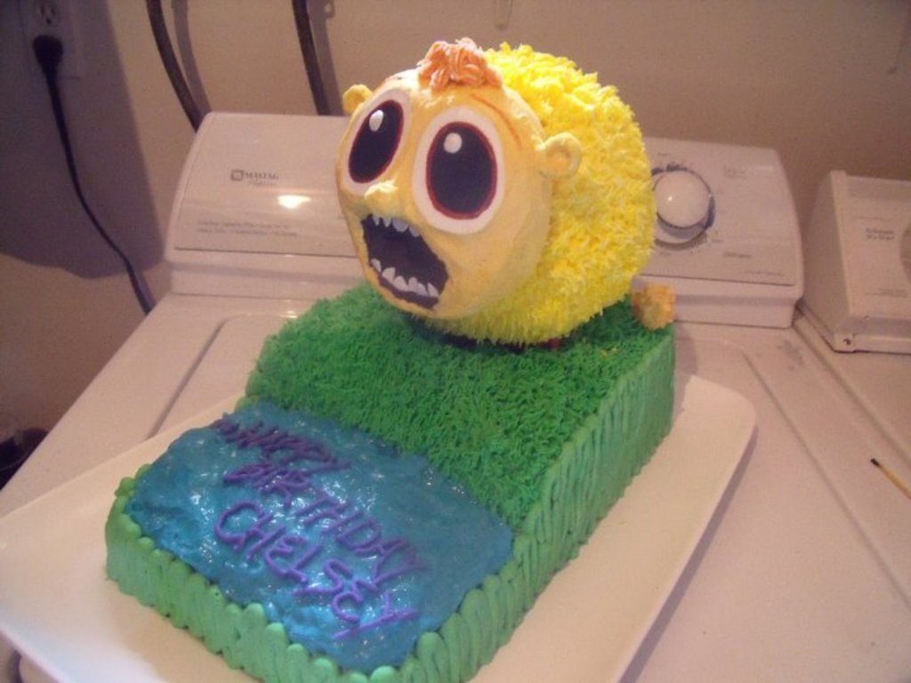 Katie From Horton Hears A Who Cakecentral Com