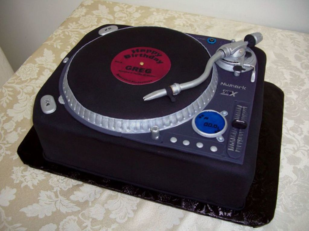 Superb Turntable Birthday Cake Cakecentral Com Birthday Cards Printable Benkemecafe Filternl