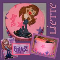 Liette  This is my first *character* cake - I have a lot of room to grow! lol.... This was for a co-worker's ten year old daughter's...
