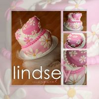 Lindsey Margaret I made this for my daughter Lindsey's second birthday (I can't believe she's two... *sniff*). I used the directions posted...