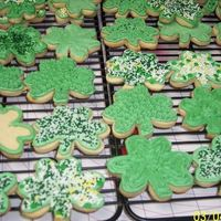 St. Patty's Day Cookies NFSC w/ Antonia's Royal Icing! They are wonderfulllllllllllll!Everyone enjoys them!