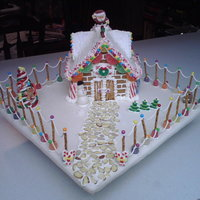 Gingerbread House 2009