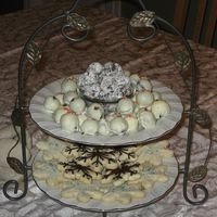 Cake Balls & Cookies Chocolate cake balls and NFSC