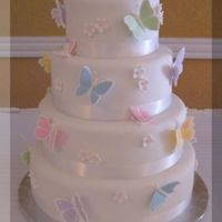Butterfly Cake Another design from Spectacular Cakes