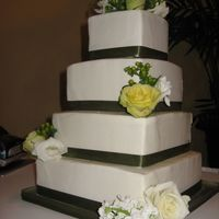 Img_0233.jpg plain old square cake, iced in bc with fresh floral
