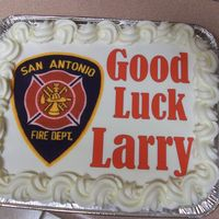San Antonio Fire One of the guys at the Fire Department I work with is starting with San Antonio Fire Department. i also have to say that i Love my EI...