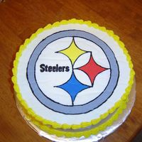 Steelers FBCT of Steelers logo