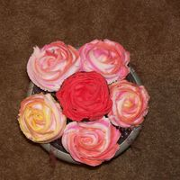 Cupcake Bouquet 2 Another cupcake bouquet