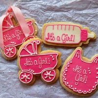 Baby Girl Cookies NFSC with MMF and Antonia'sTFL!