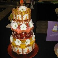 Nc Ices First Place Winner! I am so excited to share my great success with you all. I entered in ICES Cake Show and Competition.So I am really glad to tell you that I...