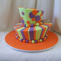 Madhatter/topsy Turvy This is a madhatter course that Daryl made when he attended the madhatter course through planet cake in Sydney Australia. THere were only 6...