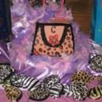 Cheetahlicious I made this Cheetahlicious purse cake for my daughters 10th birthday which was on the 10 of December, 08.The coin purses were filled with...