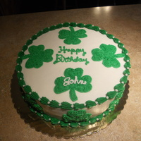 Clover choc chip..bc icing