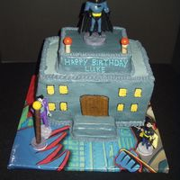 Batman Theme Batman, Robin and the Joker for a 5 year old who is a big fan!