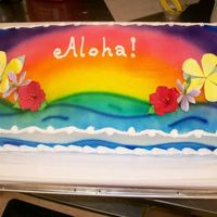 Aloha Inspired by Hawaii