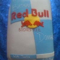 Sf Red Bull Can