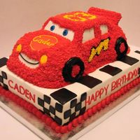 Lightning Mcqueen   got inspiration from the great members on cc - thanks!