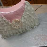 First Purse Cake I was so excited to do a purse cake! Didnt turn out exactly like I would have liked but I had fun doing it. The lovely Missouri humidity...